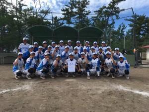 女子優勝:金沢高校
