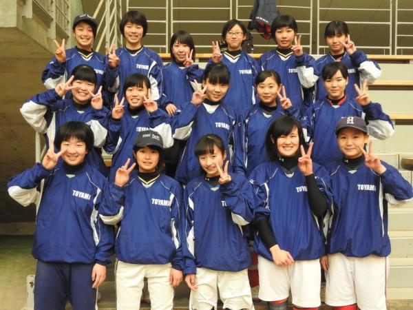 富山選抜チーム