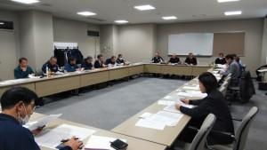 常任理事会、支部事務局長会議の模様 2