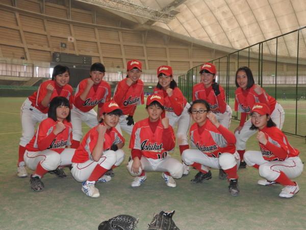石川選抜チーム