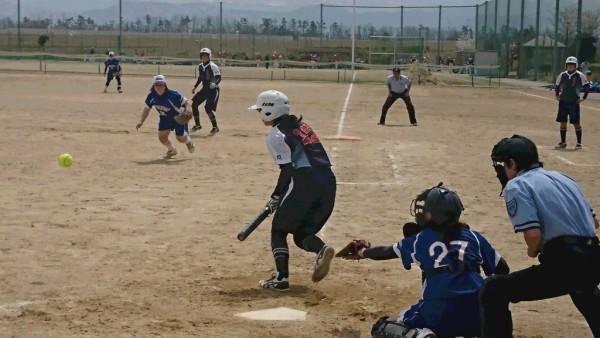 第69回全日本総合女子選手権大会県予選 決勝戦の模様4
