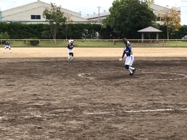 第31回石川県中学校秋季新人大会 第三代表決定戦の模様3