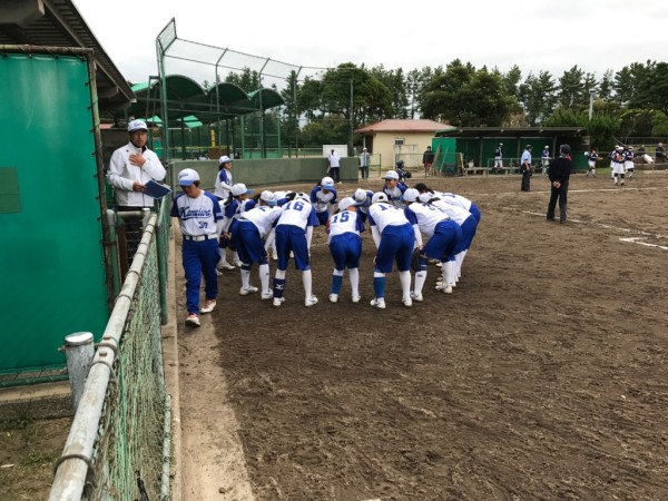 第31回石川県中学校秋季新人大会 第三代表決定戦の模様4