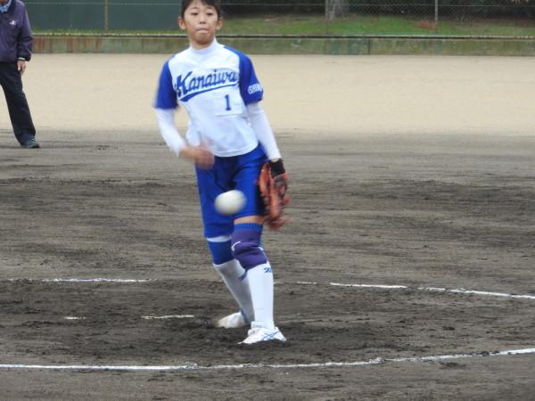 第31回石川県中学校秋季新人大会 1回戦(金石対北星戦)1