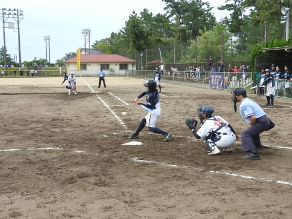 第31回石川県中学校秋季新人大会 1回戦(門前対森本戦)5