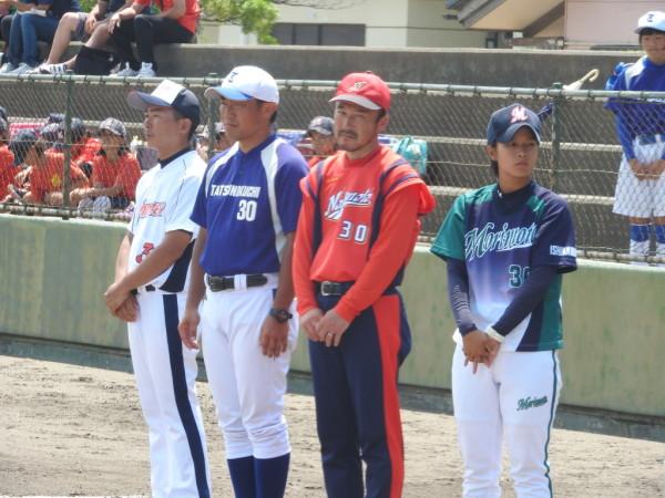 第67回石川県中学校大会 閉会式の模様3.5