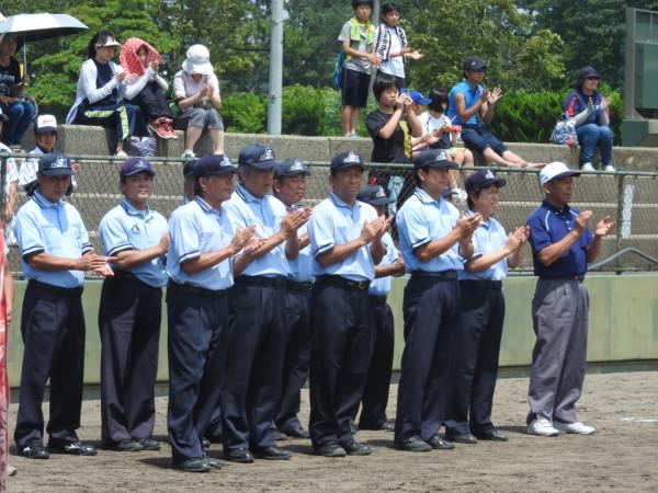 第67回石川県中学校大会 閉会式の模様3