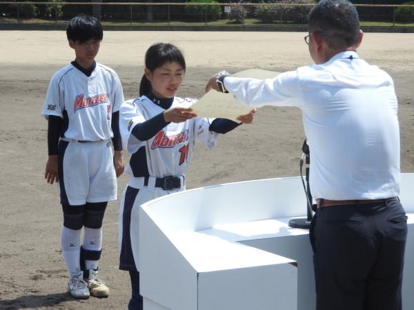 第67回石川県中学校大会 閉会式の模様7