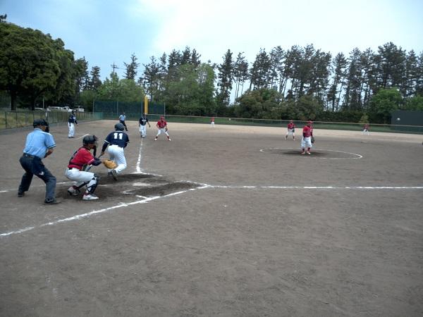 2015北信越ハイシニア大会県予選試合ー2