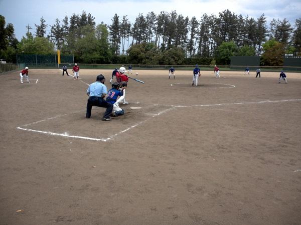 2015北信越ハイシニア大会県予選試合ー3