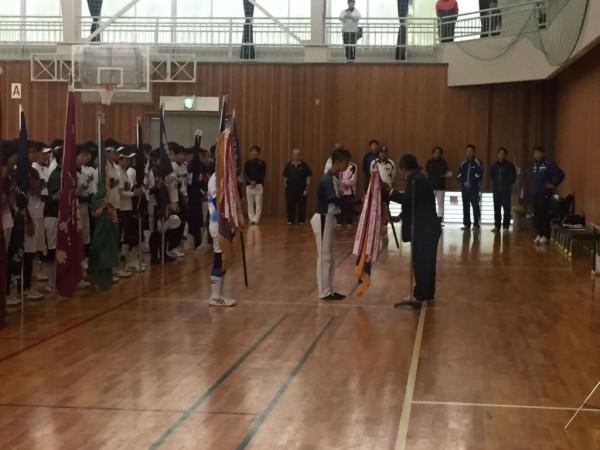 2018高校新人開会式の模様2