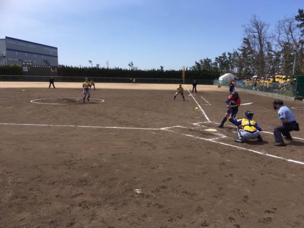 2019日本リーグ第一試合の模様6