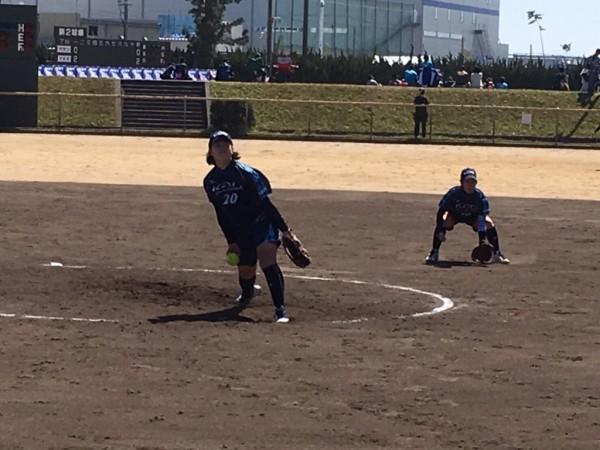 2019日本リーグ第2試合の模様5