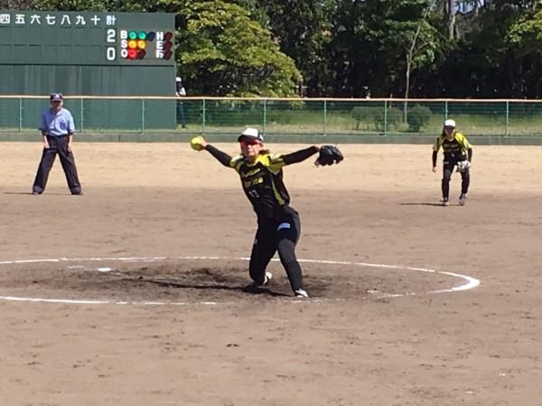 2019日本リーグ第2試合の模様7