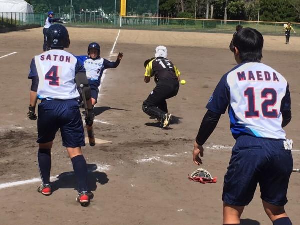 2019日本リーグ第2試合の模様8