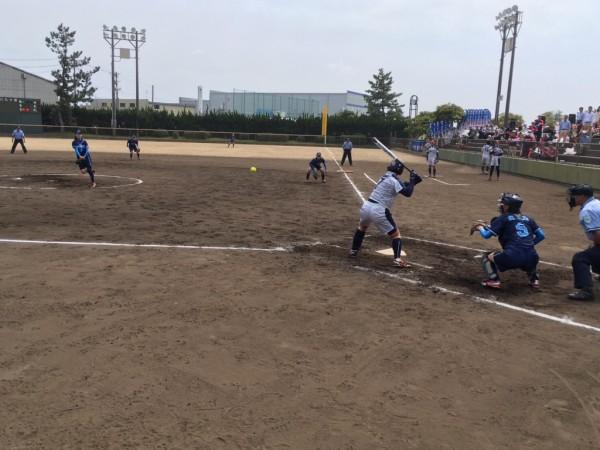 2019日本リーグ第2試合の模様4.21 3