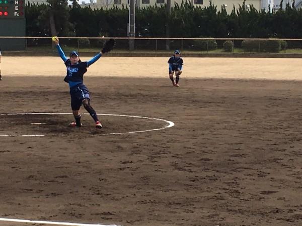 2019日本リーグ第2試合の模様4.21 5