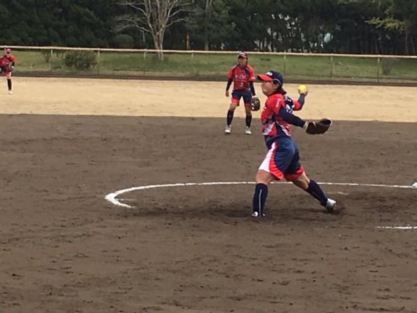2019日本リーグ第2試合の模様4.21 7