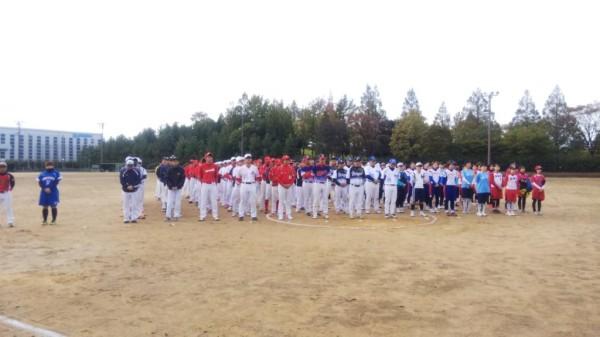 2019第11回一般男子, 第37回女子 石川県選手権大会 開会式の模様1