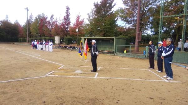 2019第11回一般男子, 第37回女子 石川県選手権大会 開会式の模様4