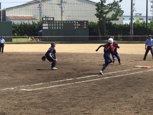 2019第40回全日本クラブ女子選手権大会 決勝戦の模様3