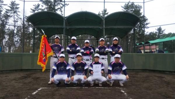 2020年度第49回石川県会長杯大会 優勝チーム<十一屋クラブ>
