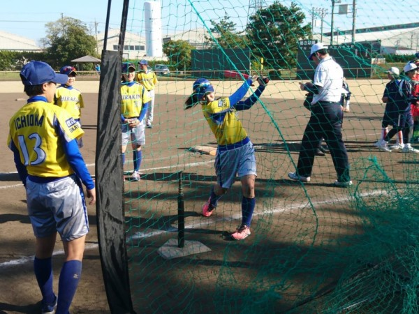 JSLソフトボールフェスタin金沢の模様2