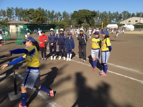 JSLソフトボールフェスタin金沢の模様8